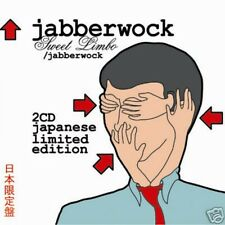 JABBERWOCK Sweet Limbo/Jabberwock LIMITED 2CD JAPAN IMPORT 2009