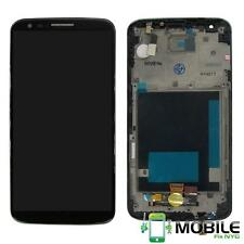 LG Optimus G2 LS980 VS980 LCD Display Touch Screen Digitizer Verizon Frame Black
