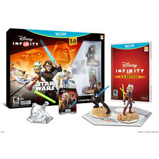 Disney Infinity 3.0 Edition Starter Pack for Nintendo Wii U