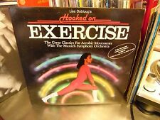 Hooked On Excerise Munich Orchestra [includes poster] LP 1982 ERA Records EX