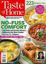 2013 Taste Of Home Magazine: Back To School Issue/Fast & Fab Pasta/No-Fuss