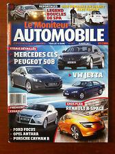 Le moniteur Automobile 16/03/2011; Smart Electrique/ Renault R-Space/ Jetta