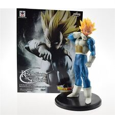 Anime Dragon Ball Z Vegeta Super Saiyan  PVC Action Figure