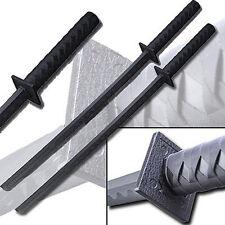 """Set of 2) 34"""" Practice Training NINJA BOKEN SWORDS - PP Polypropylene"""