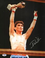Don The Dragon Wilson Signed 11x14 Photo PSA/DNA WK Kickboxing Picture Autograph