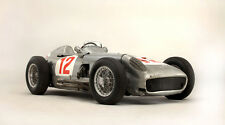 VINTAGE 1950's MERCEDES BENZ W196 FORMULA ONE RACE CAR POSTER PRINT 20x36 HI RES