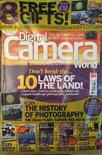 Digital Camera World Gift History Of Photography Aug 2014 FREE Priority SHIPPING