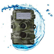12MP 720P IR Night Vision Hunting Scout Trail Camera Waterproof Wild Camera Trap