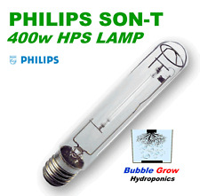 PHILIPS 400W SON-T AGRO HPS HIGH PRESSURE SODIUM WATTS LAMP LIGHT GLOBE