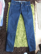 Earnest Sewn Women's Jeans Ashley Stretch  W 27 L 30 BNWT rrp£160