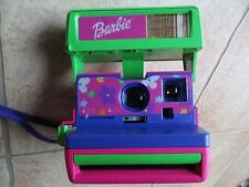 Polaroid Barbie Limited Edition 600 Instant Film Camera