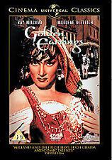 Golden Earrings. Free UK P&P. Dvd. Regions 2,4,5. Ray Milland. Marlene Dietrich