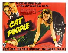 CAT PEOPLE (DVD, 1942) * HORROR * Simone Simon