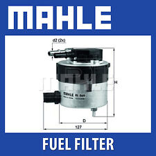 Mahle Fuel Filter KL569 - Fits Ford Focus, Volvo C30,V50 - Genuine Part