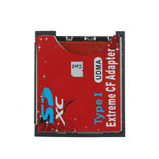 WiFi SD SDHC SDXC To CF Type I Compact Flash Memory Card Adapter Reader S9DS