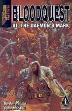 Bloodquest III: The Daemon's Mark (Warhammer 40,000)-ExLibrary