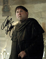 Mark ADDY SIGNED Autograph 10x8 Photo AFTAL COA Friar Tuck Robin Hood