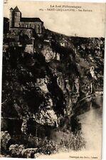 CPA   Le Lot Pittoresque - Saint -Cirq-Lapopie - Ses Rochers     (223916)