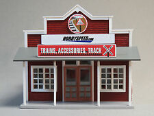 MTH RAIL KING MODEL TRAIN HOBBYSPEED SHOP o gauge hobby downtown building NEW