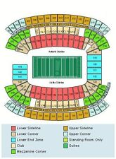 New England Patriots vs Buffalo Bills Tickets 10/02/16 (Foxborough) 2 Tickets