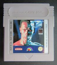 ★☆☆ Gameboy Classic - T2 Terminator 2 Judgment Day ☆☆★