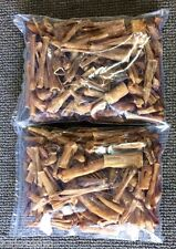 Natural Steer Ends & Pieces & Sticks 1Lb Bully Dog Chews
