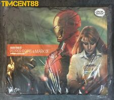 Ready! Hot Toys Iron Man 3 Pepper Potts Mark 9 IX Set Special Edition Exclusive