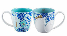 Starbucks Coffee Taiwan 2017 Year of the Rooster Gift Set Limited Mug 12oz NEW