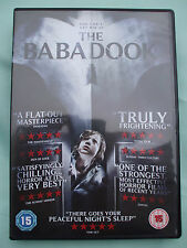 "The Babadook DVD.""You Can't Get Rid Of The Babadook""."