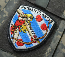 RNLAF Leeuwarden Air Base LvnNL νeΙ©®�� INSIGNIA: FRISIAN FLAG EXERCISE 2013