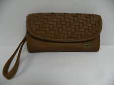 Roxy Women Playa Camel Brown Buttom Wallet