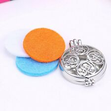 Pendant Perfume Essential Oil Aromatherapy Aroma Diffuser Necklace Hot Selling