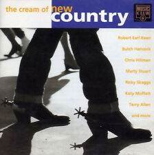 CD VARIOUS ARTISTS - THE CREAM OF NEW COUNTRY (1993)