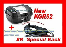 BMW R1200 GS 2007/2012 ALL MALETA BAULETTO KGR52 + PORTA MALETAS SRA692