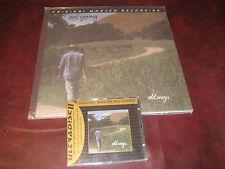 NEIL YOUNG OLD WAYS MFSL 200 GRAM ANADISC 1/2 SPEED VINYL LP + 24 KARAT GOLD CD