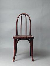 Thonet  Nr. A738 Stuhl Bugholzstuhl   Vorlage für Papieretikett Stuhl