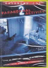 Dvd **PARANORMAL ACTIVITY 2** nuovo 2010