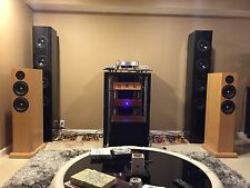Clearwave Minuet M72 ScanSpeak Seas TMM Boutique Speakers Hi-End