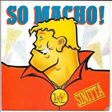 Sinitta - So Macho 7inch single