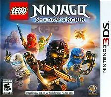 LEGO Ninjago: Shadow of Ronin (Nintendo 3DS, 2015)