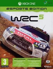 WRC 5 Esports Edition Xbox One * NEW SEALED PAL *