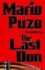 The Last Don by Mario Puzo (1996, Hardcover)