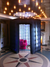 Octagon stile GONFIABILE PROFESSIONALE LED Photo Booth Tenda-Matrimoni