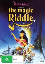 New!!! THE MAGIC RIDDLE DVD (UK Seller) YORAM GROSS