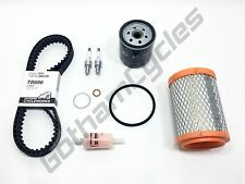 Ducati Monster 796 FULL SERVICE KIT Timing Belts Plugs Air/Fuel/Oil Filters