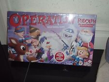 Rudolph the Red Nosed Reindeer Operation Game Collectors Edition Brand New