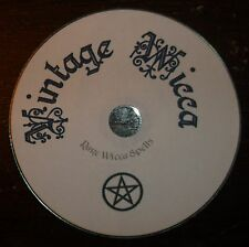 Lot Vintage Wicca Witchcraft Book of Shadows ebooks spells rituals history