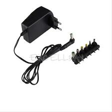 Universal AC DC Adapter Converter Power Supply 2.5A 3/4.5//6/7.5/9/12V Charger