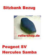 Sitzbankbezug für Hercules Samba, Peugeot SV, für die flache Sitzbank