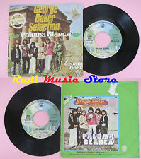 LP 45 7''GEORGE BAKER SELECTION Paloma blanca Dream boat 1975 germany cd mc dvd